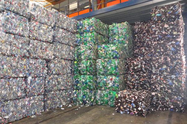 PET-Recycling-Modul