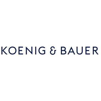 Koenig - Bauer Logo